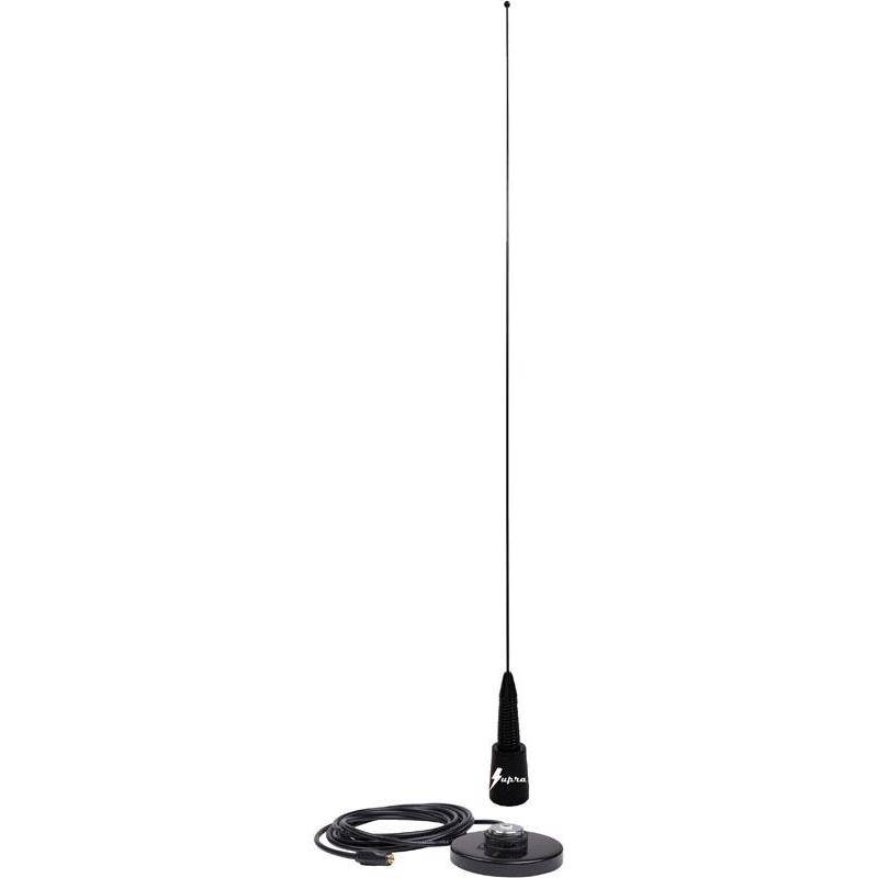 Antenne De Toit Supra Flex Black Edition - 80Cm