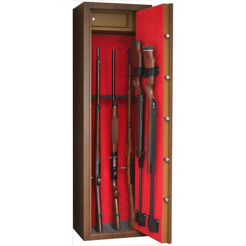 Armoire Forte Infac Gamme Sentinel Couleur Bois