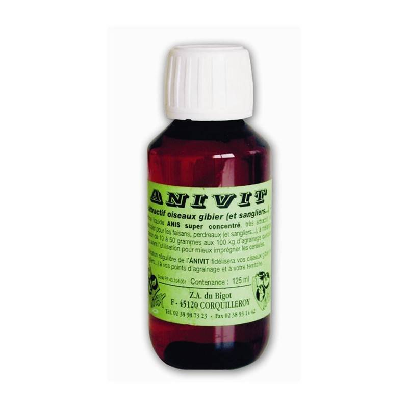 ATTRACTANT SANGLIER VITEX ANIVIT