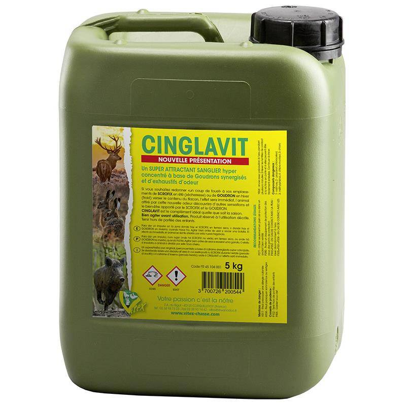 ATTRACTANT VITEX CINGLAVIT