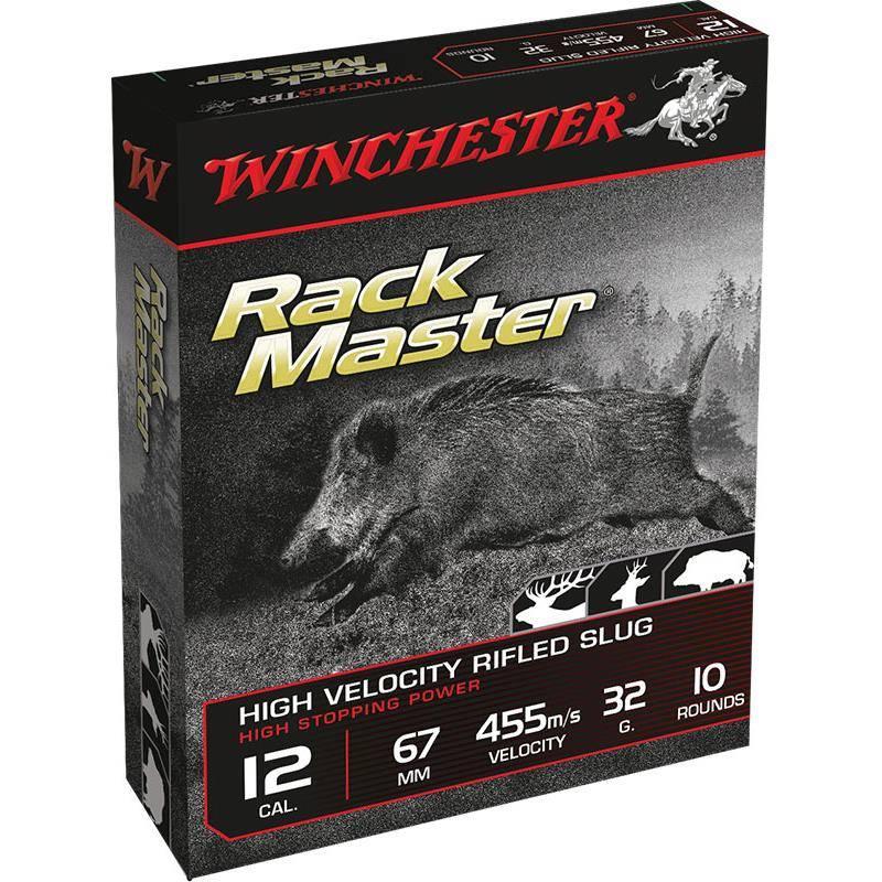 Balle De Fusil Winchester Rackmaster - 32G - Calibre 12/67