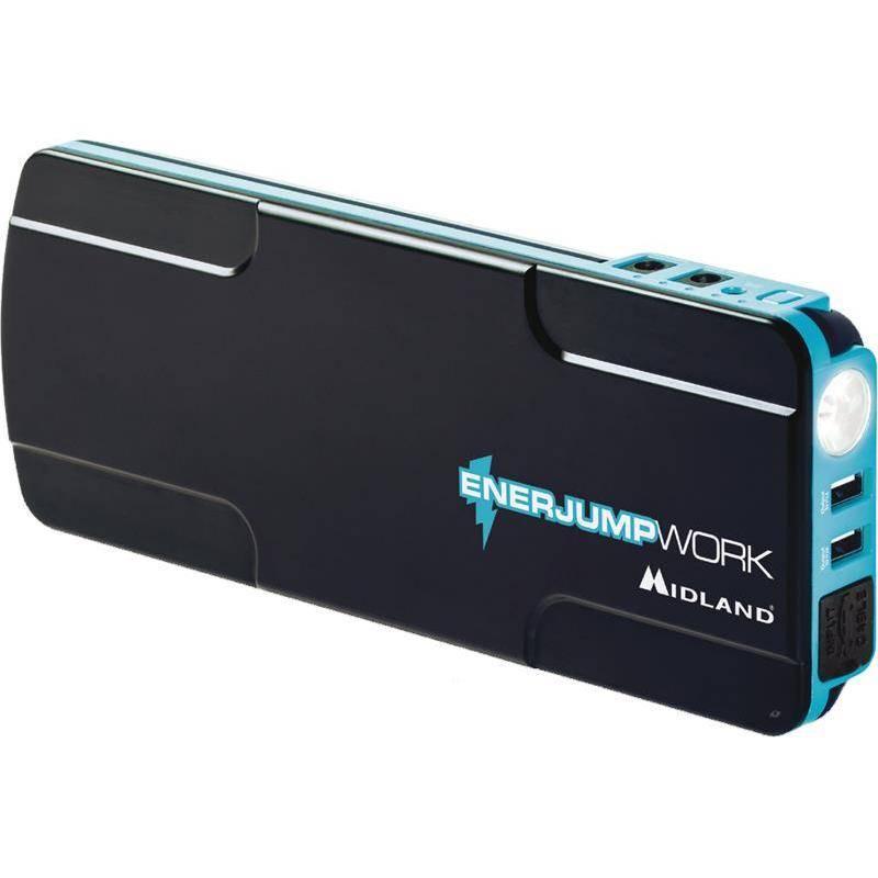 Batterie De Secours Midland Enerjump Work 18000Mah/12V