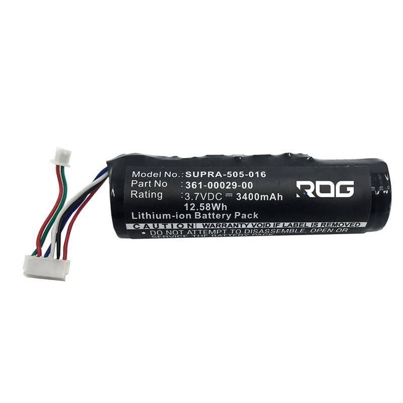 Batterie Supra Hunter Power