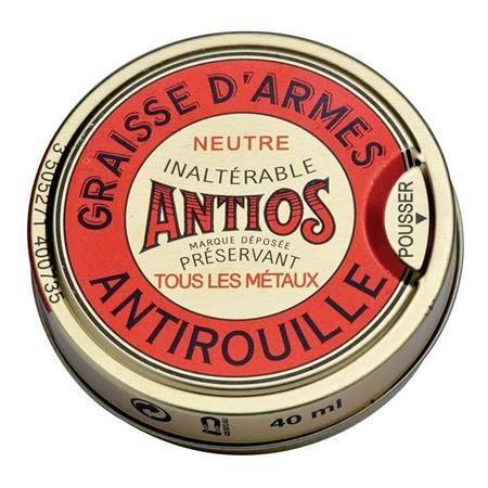 BOITE DE GRAISSE JANUEL ANTIOS 40 ML