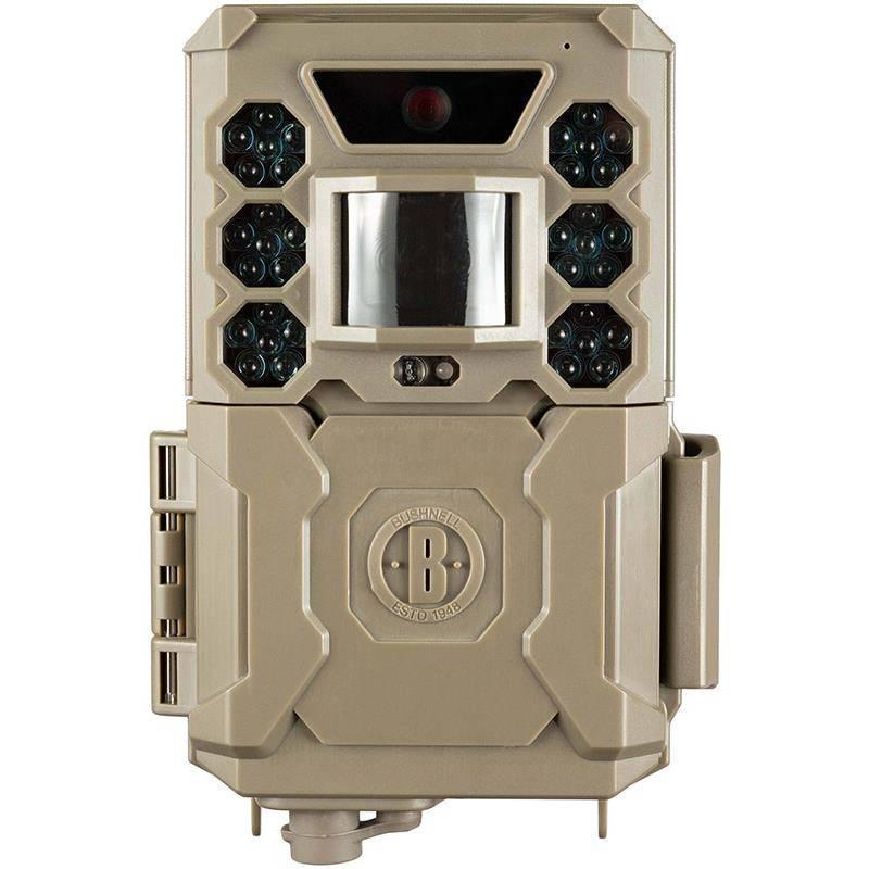 Camera De Chasse Bushnell Trophy Cam Core 24Mp Leds Noires