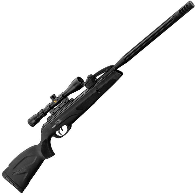 Carabine A Plomb Gamo Black 10X Maxxim
