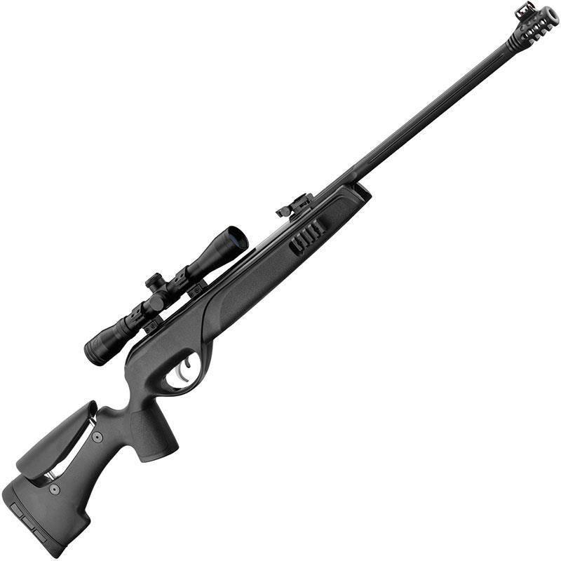 Carabine A Plomb Gamo Tactical Storm 4.5 Mm Avec Lunette 4X32wr