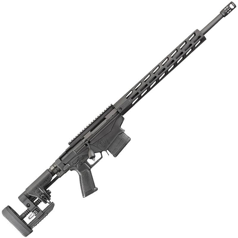 Carabine A Verrou Ruger Precision Rifle Et Accessoires