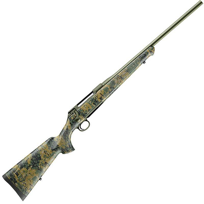 Carabine A Verrou Sauer 100 Cherokee Synthetique Digi Camo - Sans Organe Filete