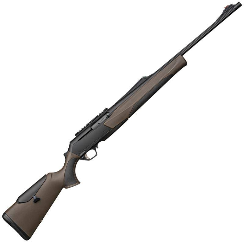 Carabine Semi-Automatique Browning Bar Mk3 Composite Brown Adjustable Threaded Left Hand