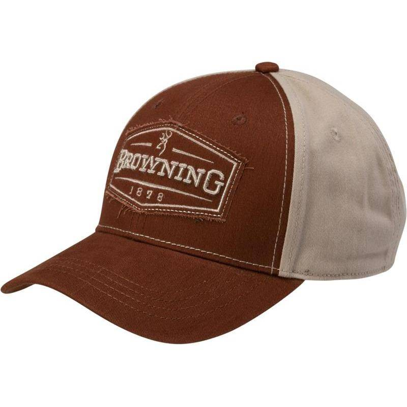 Casquette Homme Browning Altus - Marron