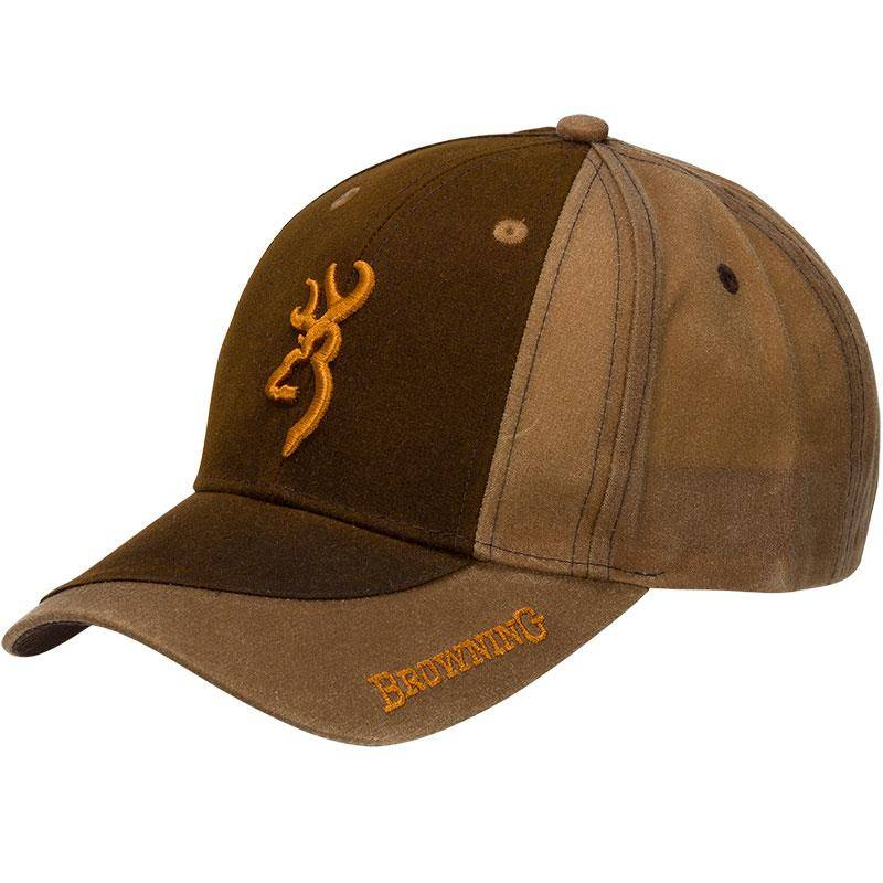 Casquette Homme Browning Two Tone - Brun