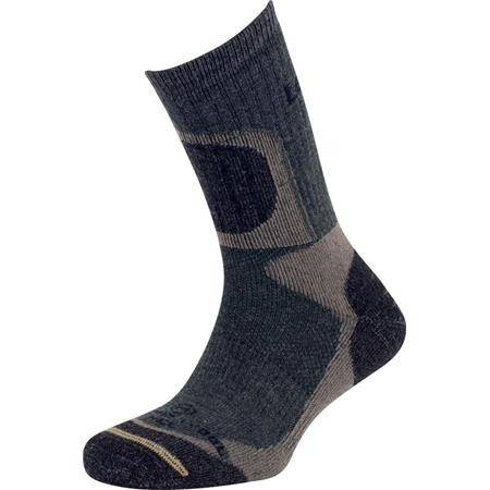 CHAUSSETTES HOMME LORPEN HUNTING EXTREME CREW - VERT