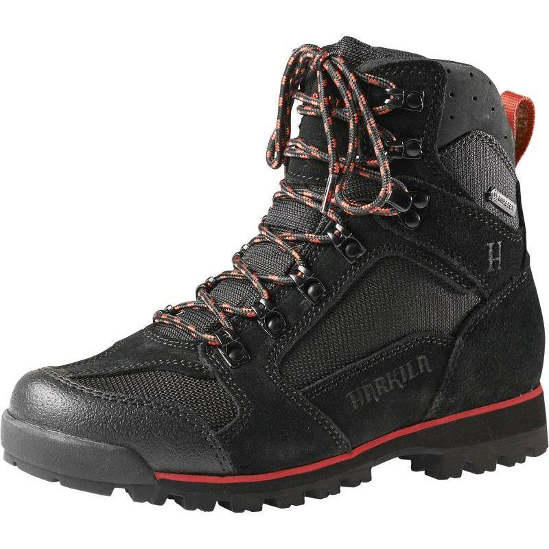 Chaussures Femme Harkila Backcountry Ii Lady Gtx 6 - Noir