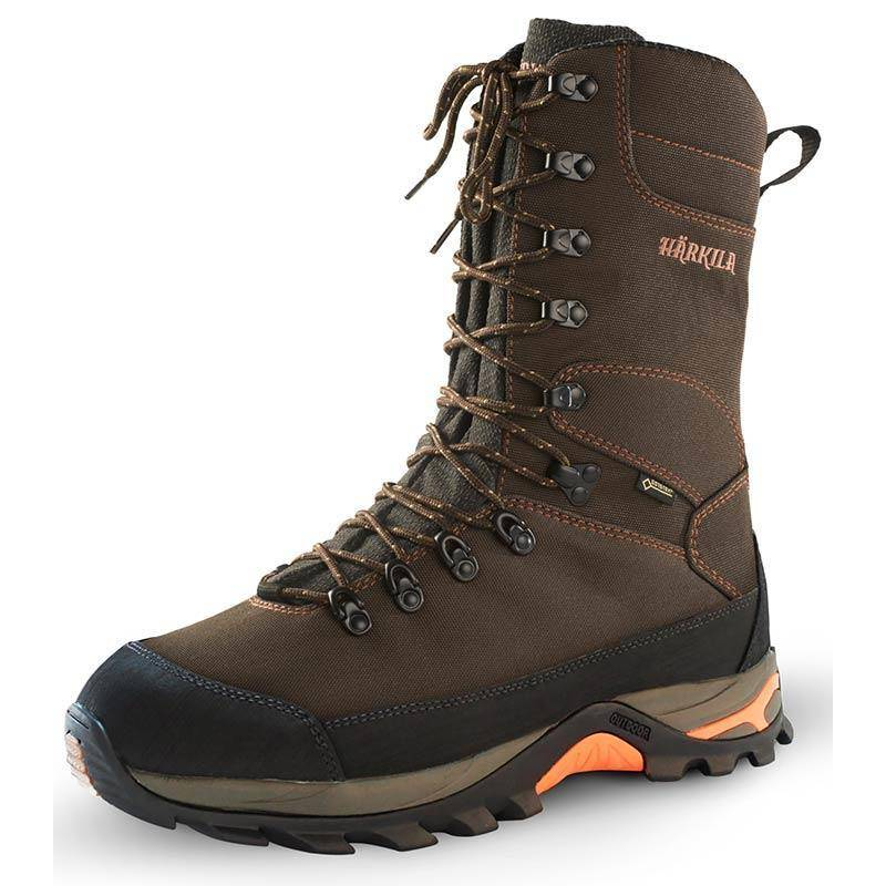 Chaussures Homme Harkila Mountain Hunter Gtx - Marron