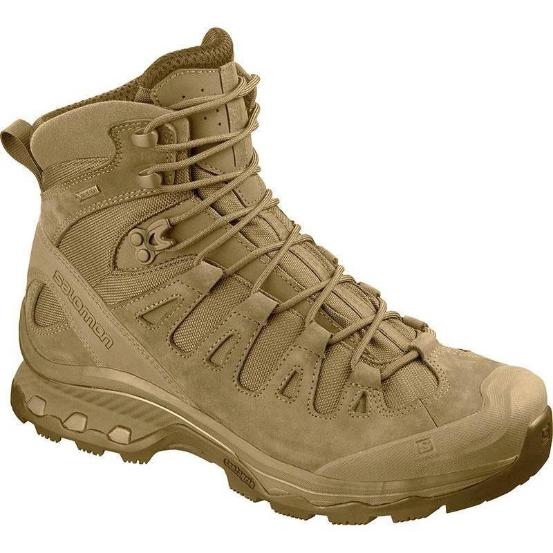 Chaussures Homme Salomon Quest 4D Gtx Forces 2 - Coyote Fde