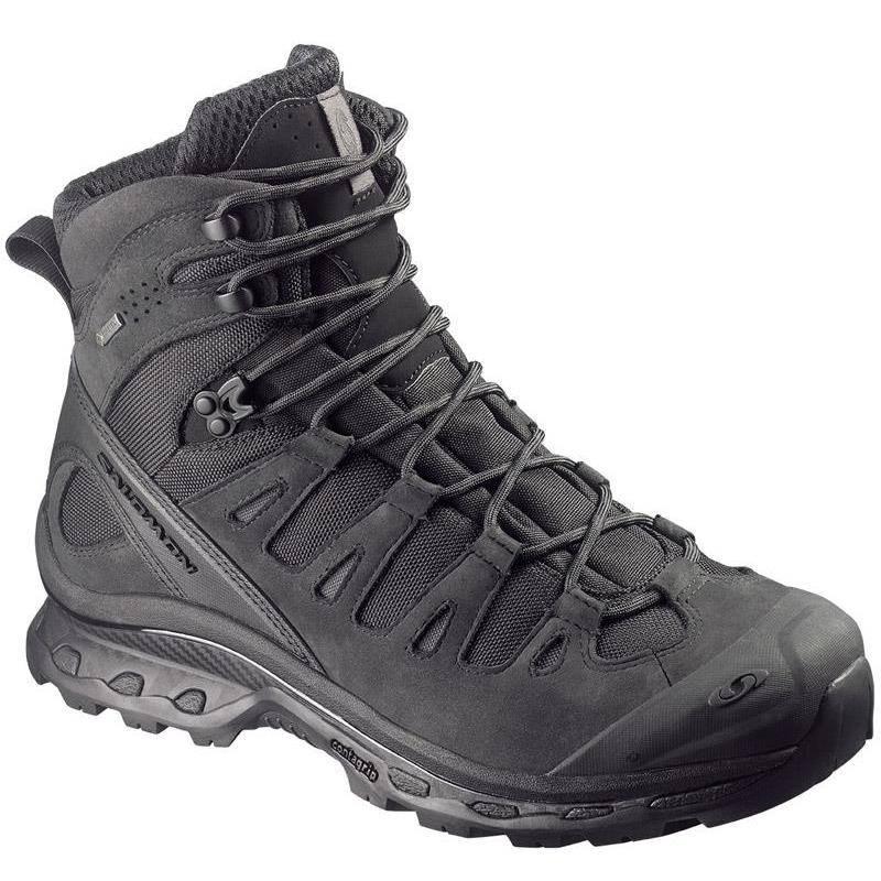 Chaussures Homme Salomon Quest 4D Gtx Forces - Noir