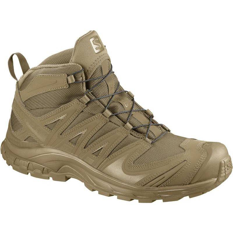 Chaussures Homme Salomon Xa Forces Mid - Coyote