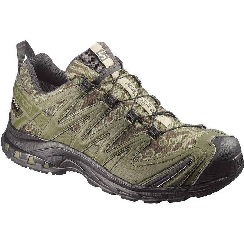 Chaussures Homme Salomon Xa Pro 3D Gtx Forces - Camo