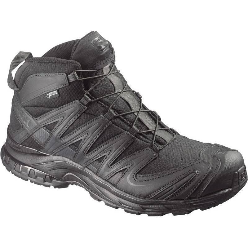 Chaussures Homme Salomon Xa Pro 3D Mid Gtx Forces 2 - Noir