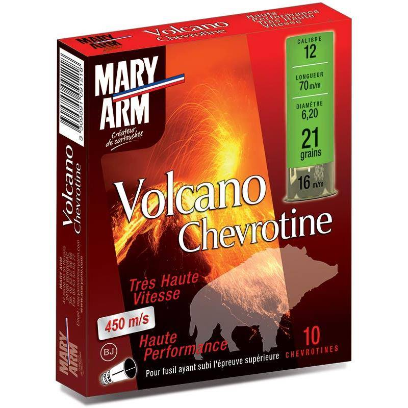 Chevrotine Mary Arm Volcano Chevrotine Hp - Calibre 12