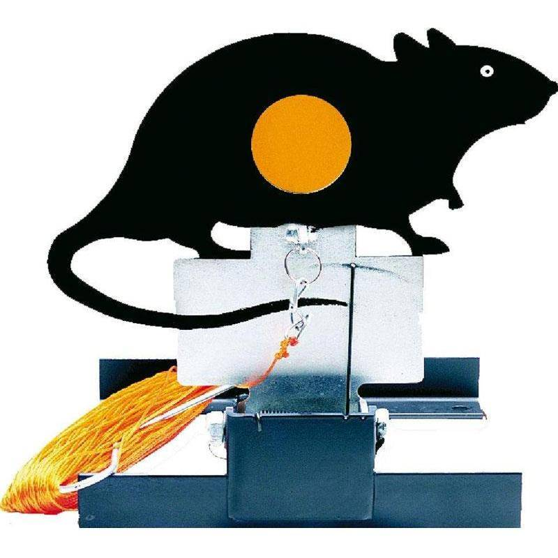Cible Gamo Rat Target Pour Carabine A Plomb
