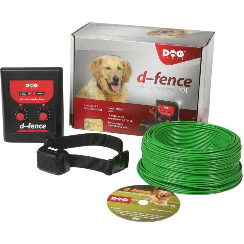 Cloture Anti-Fugue Dog Trace D-Fence 101