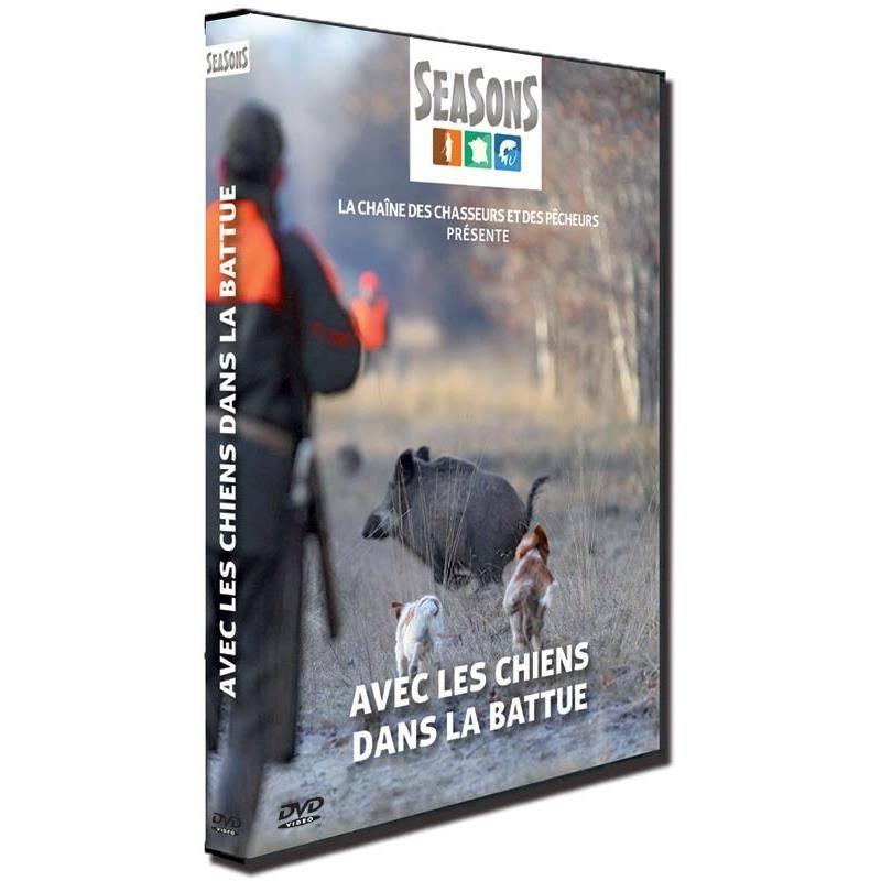 Dvd - Avec Les Chiens Dans La Battue Seasons