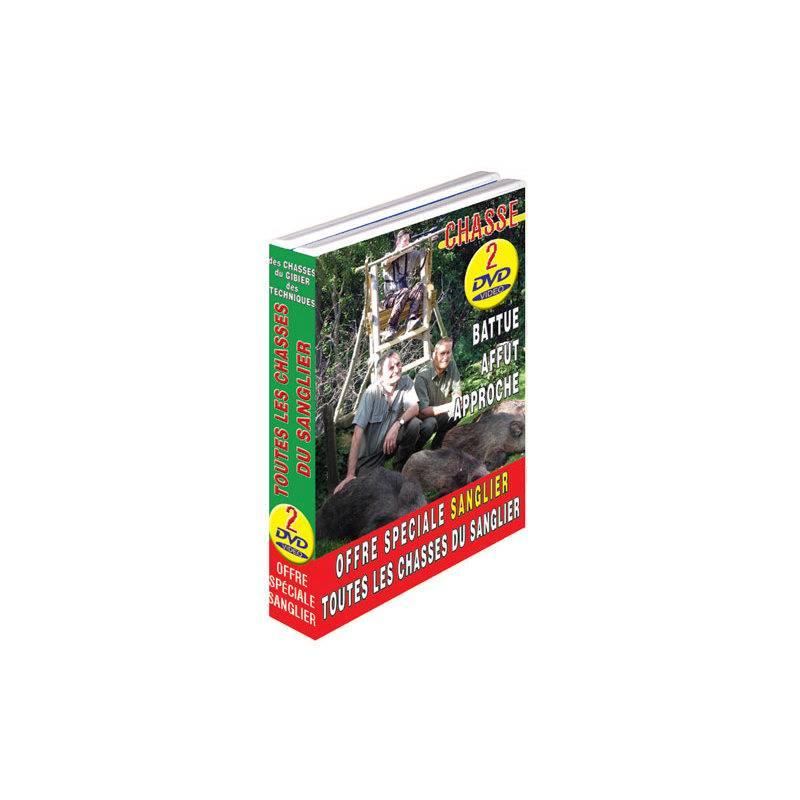 Dvd - Battue Affut Approche