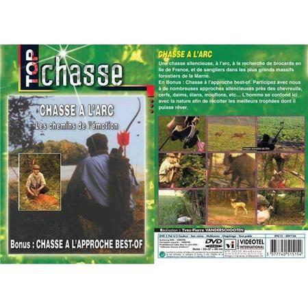 DVD - CHASSE À L'ARC