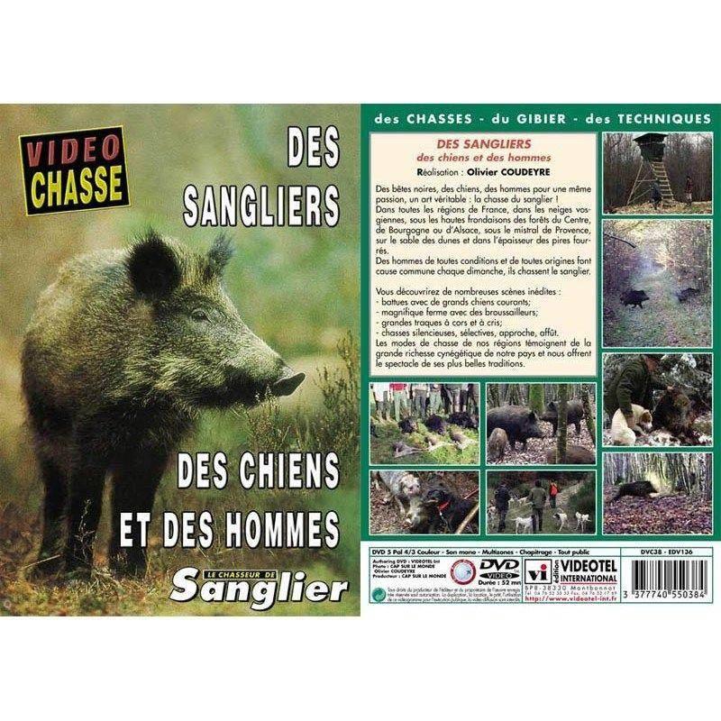 Dvd - Des Sangliers, Des Chiens, Des Hommes
