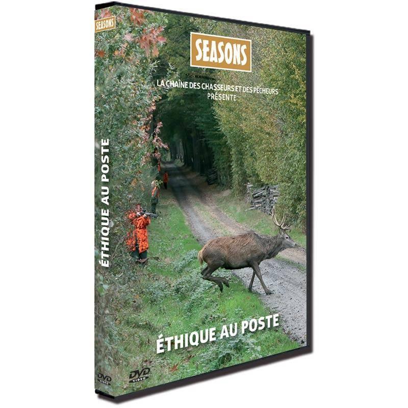 Dvd - Ethique Au Poste Seasons