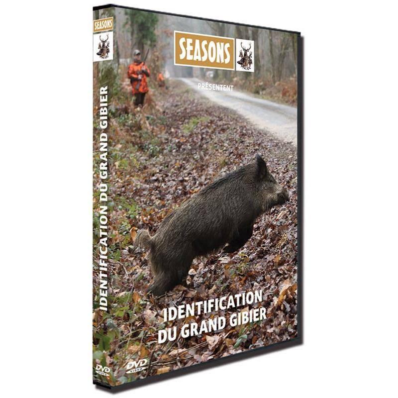 Dvd - Identification Du Grand Gibier Seasons