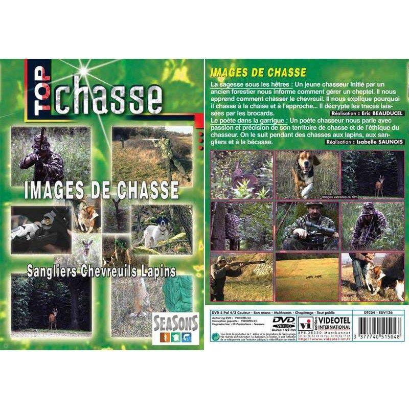 Dvd - Images De Chasse