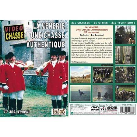 DVD - LA VENERIE, UNE CHASSE AUTHENTIQUE