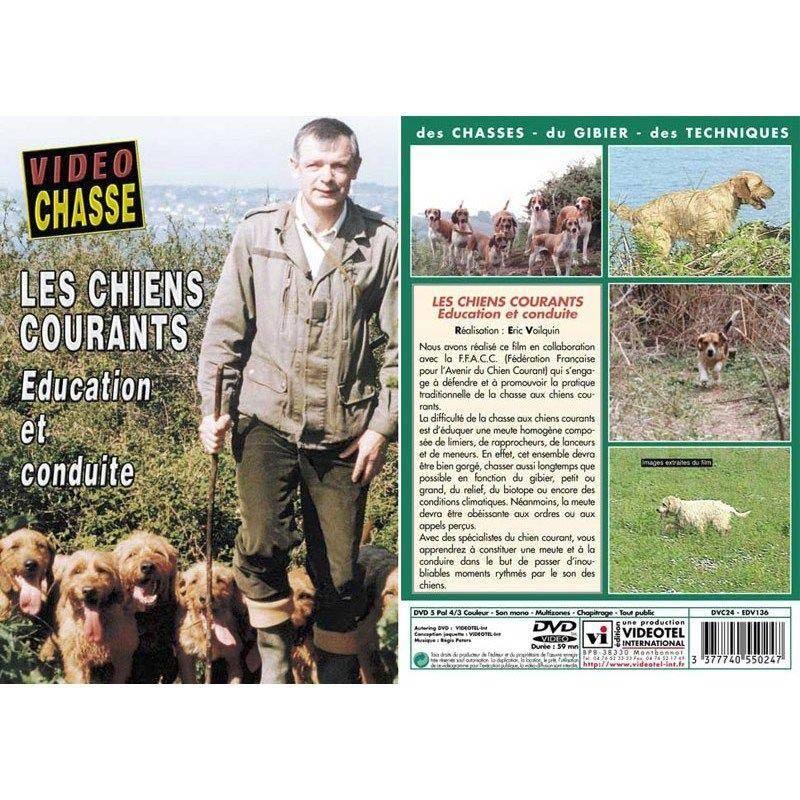 Dvd - Les Chiens Courants