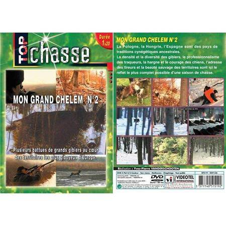 DVD - MON GRAND CHELEM N°2