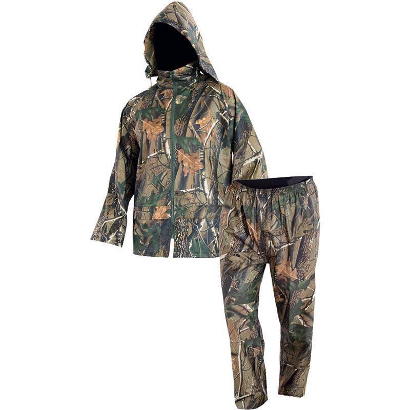 Ensemble Veste Et Pantalon Homme North Company Rainwear Set - Vert