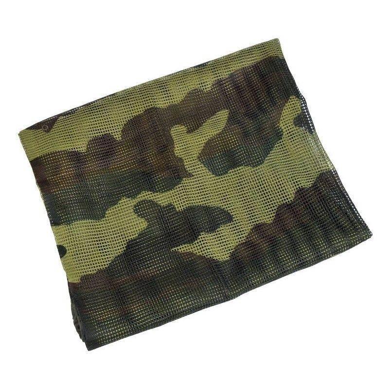 Filet Camouflage Fin Januel Pour Abri