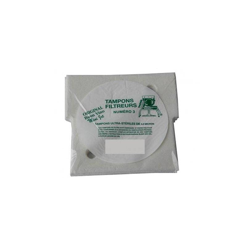 Filtre Carton Tom Press Filtration Sterile