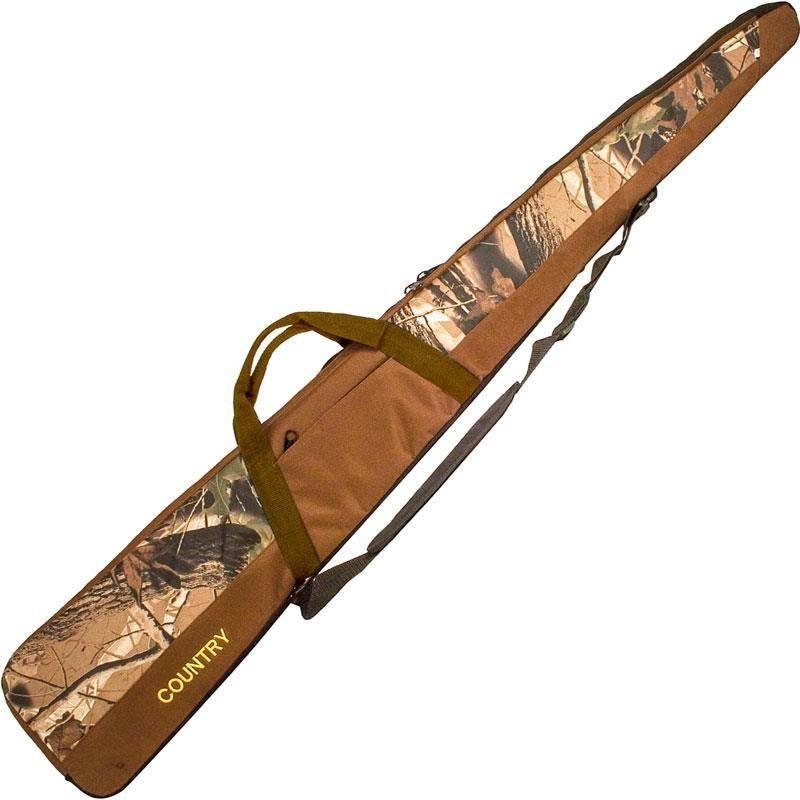 Fourreau Fusil Country Camo Brown