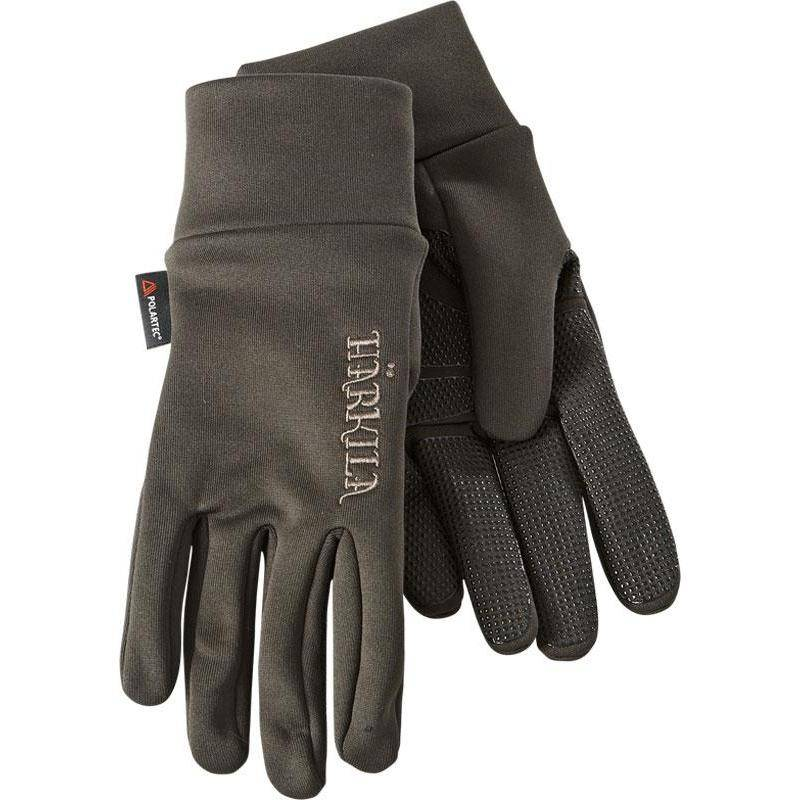 GANTS HOMME HARKILA POWER LINER - MARRON