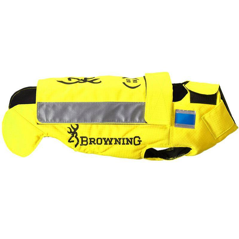 Gilet De Protection Browning Protect Pro Evo - Jaune