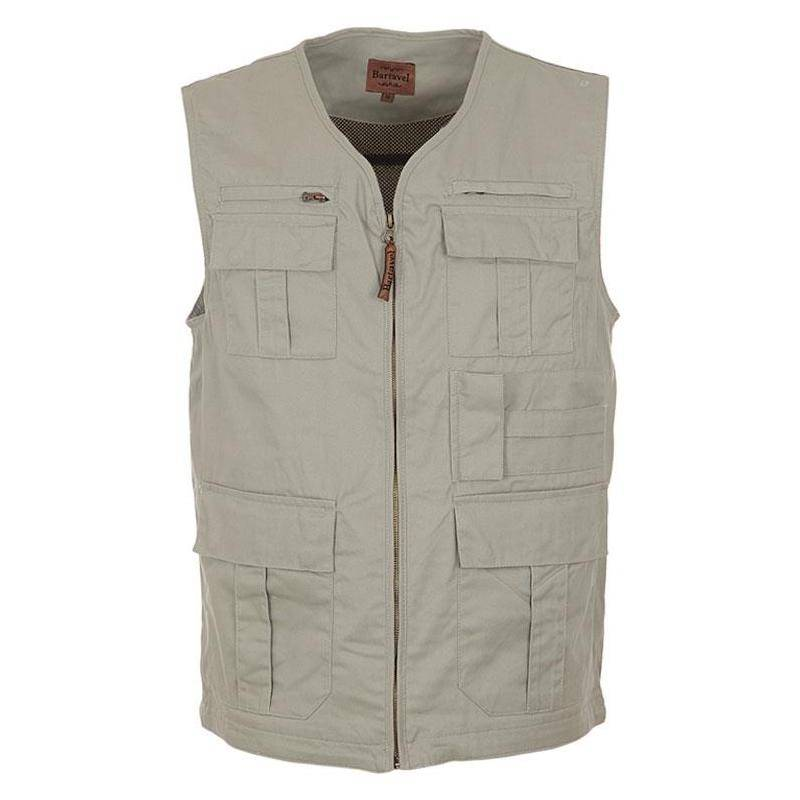 GILET SANS MANCHES HOMME BARTAVEL VALLEY - BEIGE
