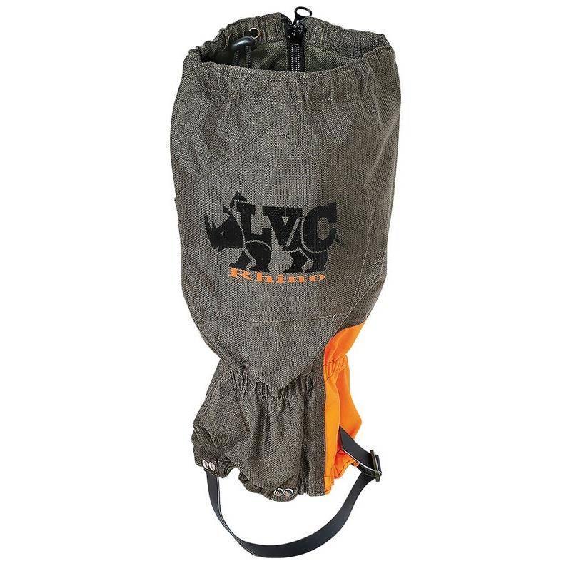 Guetres Homme Ligne Verney-Carron Rhino - Kaki/Orange
