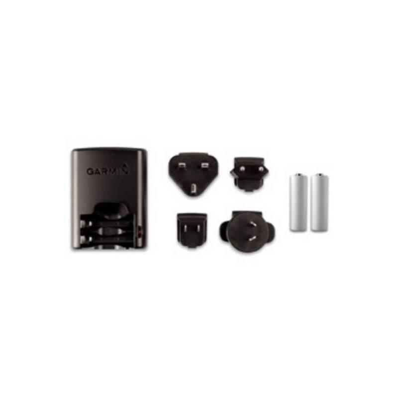 Kit 2 Piles Rechargeables Pour Gps Garmin