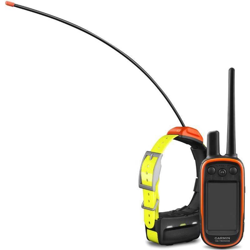 Pack Garmin Reperage Telecommande Alpha 100 Et Collier T5