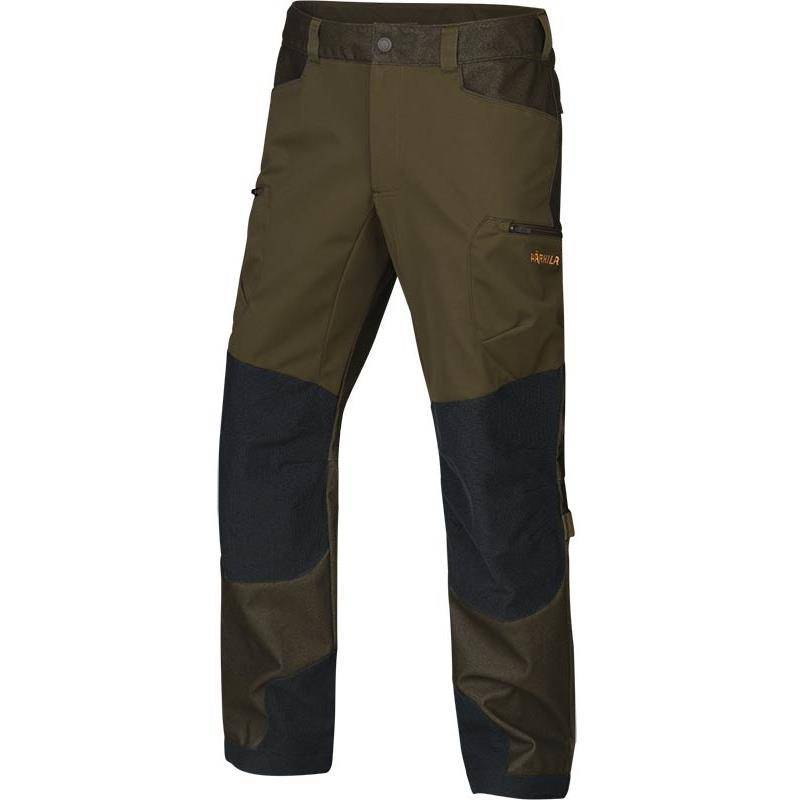 Pantalon De Traque Homme Harkila Mountain Hunter Hybrid - Vert