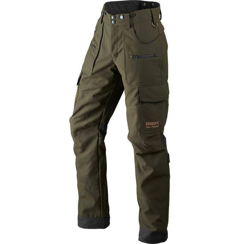 Pantalon De Traque Homme Harkila Pro Hunter Endure - Vert