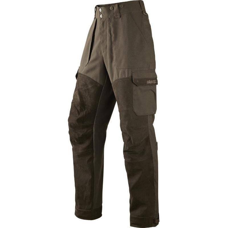 Pantalon De Traque Homme Harkila Pro Hunter X Leather - Marron